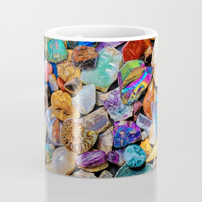 Rocks and Minerals, Geology Coffee Mug