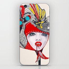 I Believe in Beauty 2 iPhone Skin