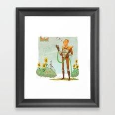 Charbroil Framed Art Print