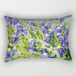 Texas Spring Rectangular Pillow