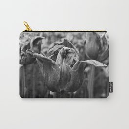 'Dying Tulip Field' Carry-All Pouch