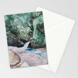 Jungle watercolor  Stationery Cards
