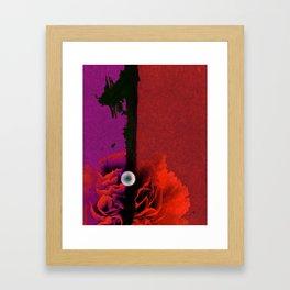 Garnet One Framed Art Print