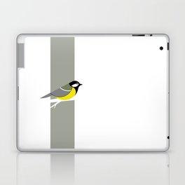 Parus Major 01 Laptop & iPad Skin