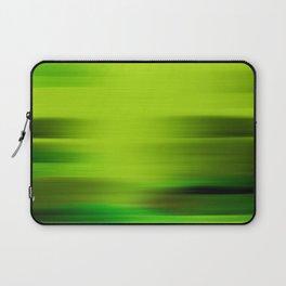 """Abstract Lake Porstroke (Pattern)"" Laptop Sleeve"