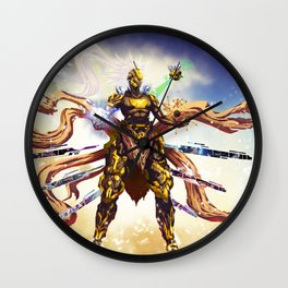 Erohix Lvl 1.5  Wall Clock
