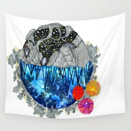 sea line Wall Tapestry
