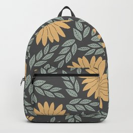 Autumn Flowers Backpack