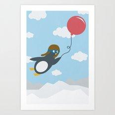Take Flight! Art Print