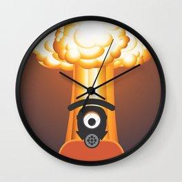eye.xplosion Wall Clock
