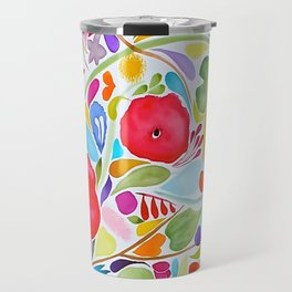 Meditation on Giverny I Travel Mug