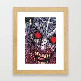 Vampyre Framed Art Print