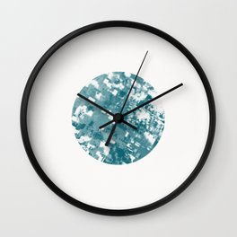 Cool, Calm & Delicate Wall Clock