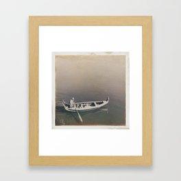 Burmese Memories #6 Framed Art Print