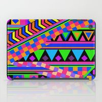 neon iPad Cases featuring NEON by Bianca Green