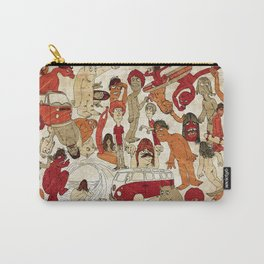 Go Longboard Vintage Carry-All Pouch