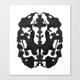 My Brain Hurts Canvas Print