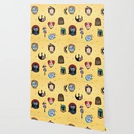 Star Fleet Flash Sheet Wallpaper