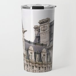Paris Hotel de Ville Travel Mug