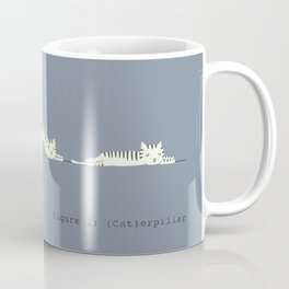 (Cat)erpillar Coffee Mug