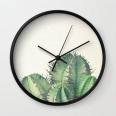 African Milk Barrel Wall Clock