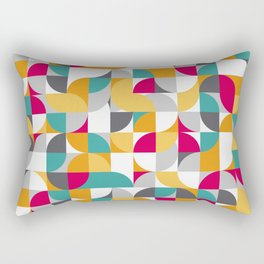 vector Design Deco. Rectangular Pillow
