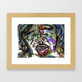12 Framed Art Print