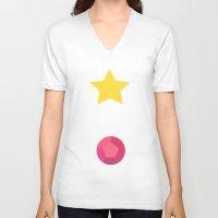 steven universe V-neck T-shirts featuring Steven Universe by enyen