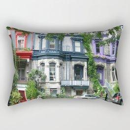 Montreal Canada Rectangular Pillow