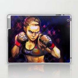 Arm Bar Queen Laptop & iPad Skin