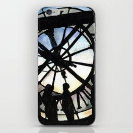 Musée d'Orsay Clock iPhone Skin
