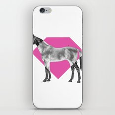 Horse Diamond iPhone & iPod Skin