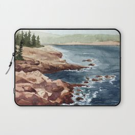 Acadia Coastline Laptop Sleeve