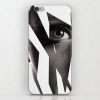 broken iPhone & iPod Skins featuring Broken by Maressa Andrioli