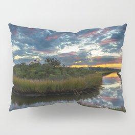 Mississippi Coastal Sunrise Pillow Sham