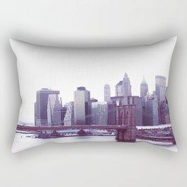 NYC photography Rectangular Pillow