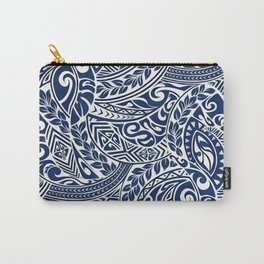 Hawaiian tribal pattern III Carry-All Pouch