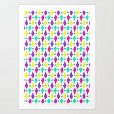 Ice-cream Cones Art Print