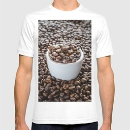 Roasted Coffee Beans T-shirt