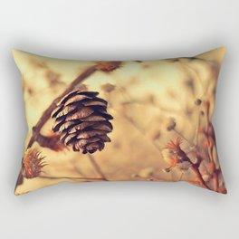 Life as it Is Rectangular Pillow