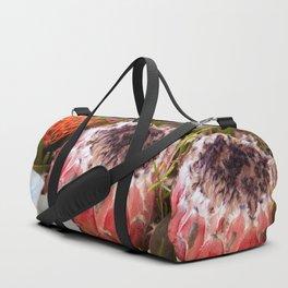 Feather Protea Duffle Bag