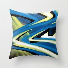 C lining Throw Pillow