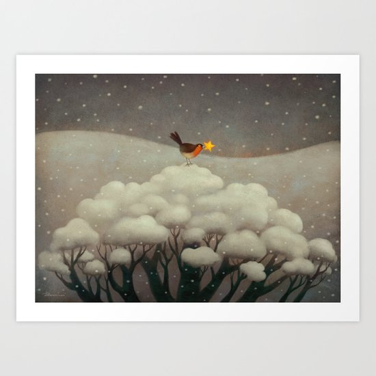 Lost Star Art Print