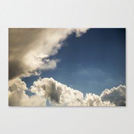 Storm Clouds 7 Canvas Print