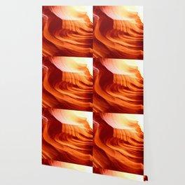 Bright Antelope Canyon Colors Wallpaper