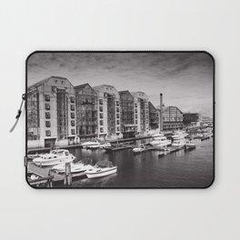 Trondheim B&W Laptop Sleeve