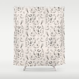 Easter Joy Shower Curtain