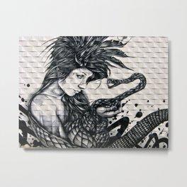 Graffiti Series 2 Metal Print