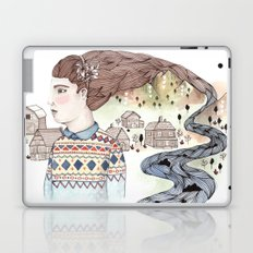 Cold Water Laptop & iPad Skin
