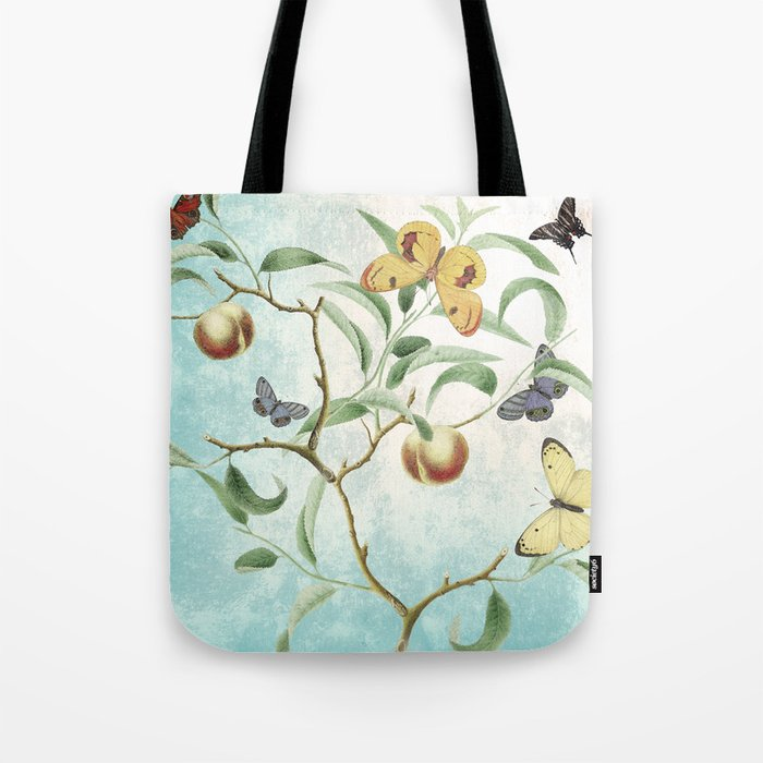 Soon shall our wings be stilled Tote Bag